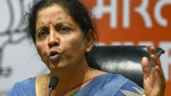 Nirmala Sitharaman Calmed Apprehensions Of Job Losses Following The Merging Of Public Sector Banks