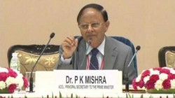 Pk Mishra Has Been Appointed As Principal Secretary To The Prime Minister
