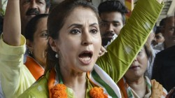 Bollywood Actor Urmila Matondkar Who Joined The Congress In March This Year Has Resigned From Party