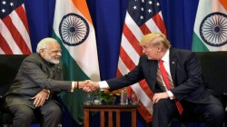 Us President Donald Trump Will Meet Indian Pm Modi Before And After He Meets Pak Pm Imran