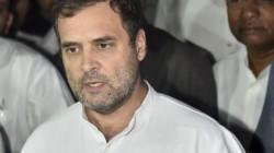 Rahul Gandhi Took A Dig At Centre S Mega Plan To Push Hindi