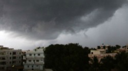 Weather Office Forecasts Continuous Rain Due To Depression In Bay Of Bengal