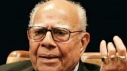 Ram Jethmalani Passes Away