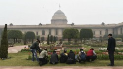 Two Us Citizens Arrested For Flying A Drone Near Rashtrapati Bhavan