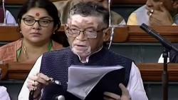 Minister Santosh Gangwar Says Job Opportunities In Plenty Lack Of Capability In North Indians