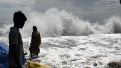 Waves Up To 15 Feet Can Hit On Digha Coast Due To Depression In Bay Of Bengal