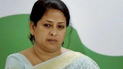 Congress Appointed Sharmishtha Mukherjee As New National Spokespersons