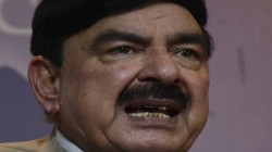 Pakistan Has Smart Bombs And Will Cut India Into 22 Parts Says Sheikh Rashid
