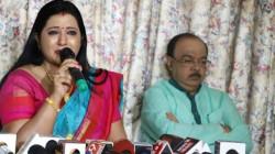 Bjp Leader Joy Banerjee Criticises Baishakhi Banerjee On Debashree Roy Issue