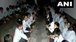 Rajasthan S 350 School Kids 50 Teachers Trapped In Floods For 24 Hours