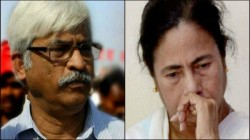 Sujan Chakraborty Criticises Mamata Banerjee For Her Meeting With Amit Shah