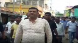 Bjp Mla Sunil Singh S House Raided By Police Allegedly Without Search Warrant