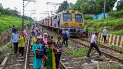 Two Person Died In Rail Accident In Dumdum