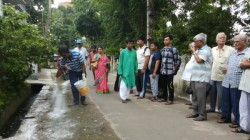 To Maintain A Balance A Ngo Come Forward In New Barrackpore Area Tree Plantation