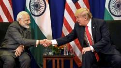 Us President Donald Trump May Attend Howdy Modi