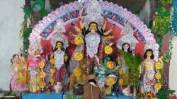 R Aiganj Durgapuja Story