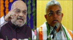 Dilip Ghosh Writes Letter To Amit Shah On Jadavpur University Chaos