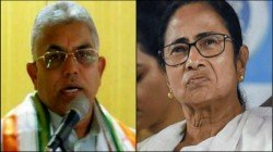 Dilip Ghosh Criticizes Mamata Banerjee On Her Announcement Of Salary Increment