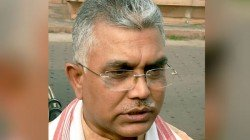 Bjp State President Dilip Ghosh Threatens To Withdraw The Case To Write Bond