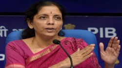Finance Minister Nirmala Sitharaman Says Inflation Is Completely Under Control