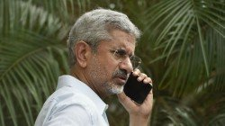 Jaishankar Demands Pakistan Occupied Kashmir Is Part Of India