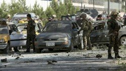 Explosion Caused By A Rocket Near Un Embassy In Kabul