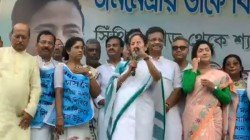 Mamata Banerjee Is Surprised Over Central Agencies Not At All Calling Cpm Leaders
