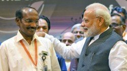 Congress Minister Accuses Narendra Modi For Mission Chandrayaan 2 Failure