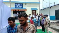 New Morgue For Mgm Hospital In Coochbehar