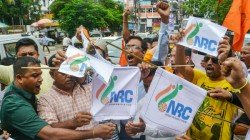 Ex Bjp Leader K N Gobindachariya Says Nrc In Bengal For Political Aspects