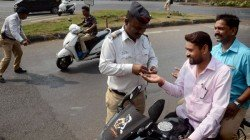 Driving Without Helmet Is Illegal But Walking Isn T This Video Goes Viral