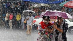 Heavy Rainfal Warning In Odisha And Adjoining District Of West Bengal