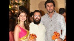 Mukesh Ambani S Family Celebrates Ganesh Chaturthi As Celebs Joined