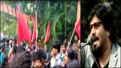 Central Minister Babul Supriyo Allegedly Hackled By Sfi Members In Jadavpur University