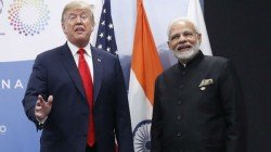 Pm Modi Happy To Get Donald Trump Joining Him At Howdy Modi