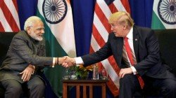 Donald Trump On Monday Said Lot Of Progress Has Been Made In India Pakistan Relations