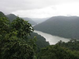 ব্যাঙ্গালোরের ব্যস্ত জীবন থেকে নিরালা নিসর্গ হোন্নাবর