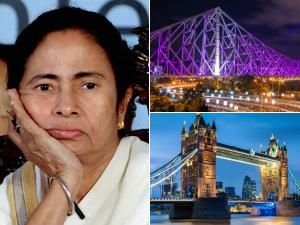 কলকাতা লন্ডন হবে না, উপলব্ধি মুখ্যমন্ত্রীর
