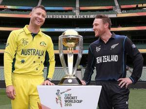 Live: বিশ্বকাপ: টসে জিতে ব্যাটের সিদ্ধান্ত নিউজিল্যান্ড