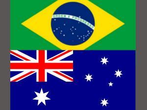 বিশ্বকাপ জিতে ব্রাজিলকে স্পর্শ করল অস্ট্রেলিয়া
