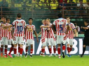 ISL : ৩-২ ব্যবধানে জিতে ফাইনালে আতলেতিকো দে কলকাতা