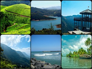 Picturesque Destinations In South India