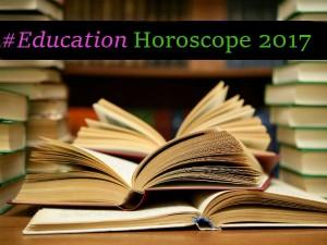 Yearly Education Horoscope 2017