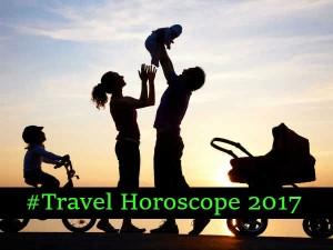 Yearly Travel Horoscope 2017