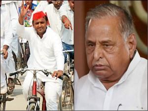 Cm Akhilesh Yadav Snatches Samajwadi Party Symbol