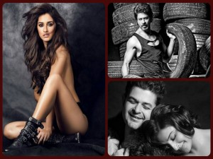 Disha Patani Goes Topless For Dabboo Ratnani 2017 Calendar Photoshoot See Other Celebs Pictures