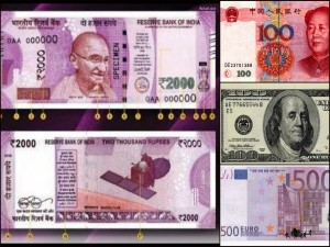 Developed Nations With Their Highest Currency Note