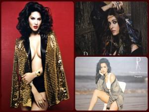 Alia Bhatt Goes Topless Bold Sunny Leone Aishwarya Rai Dabboo Ratnani 2017 Calendar Photoshoot Pics