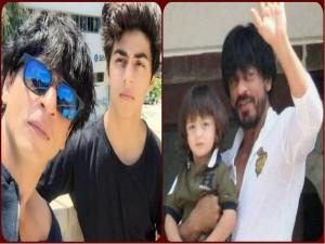 Shah Rukh Khan Says He Will Behead Aryan Abram If They Hurt A Woman