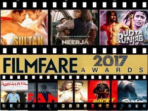 Bollywood 62nd Filmfare Awards 2017 Complete Winners List